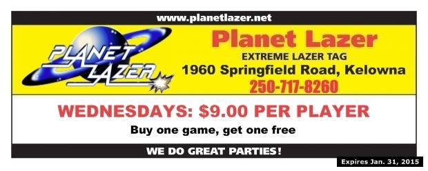 Lazer rush coupon code