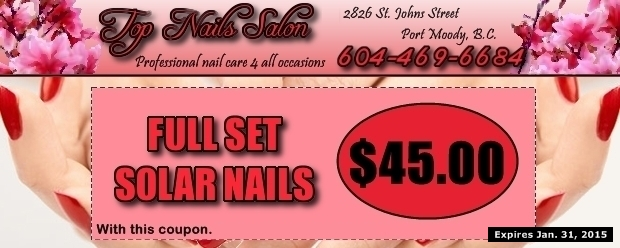 Solar nails westport coupon
