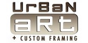 Urban Art Custom Framing