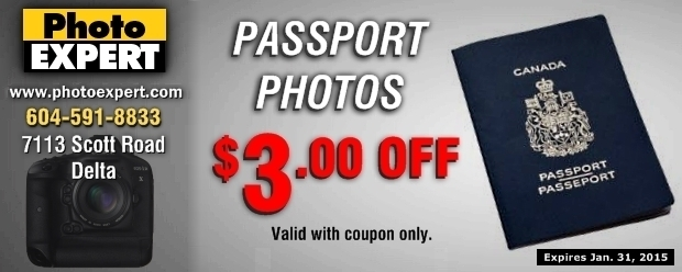 coupon passport picture    y pad kgb deals