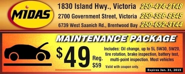 Midas Brake Coupons >> Oil Change Maintenance 49 00 At Midas Auto Repair Coupons