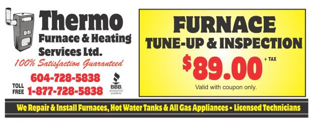 Furnace Tune Up Amp Inspection 89 00 At Thermo Furnace