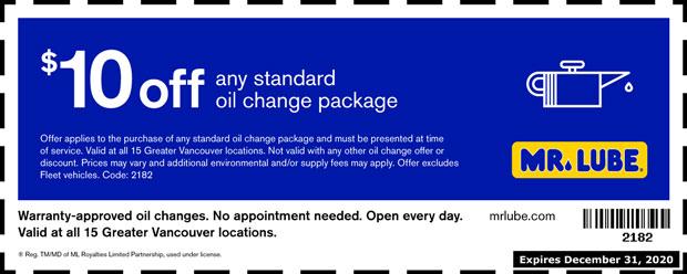 chevron oil change coupon lancaster ca
