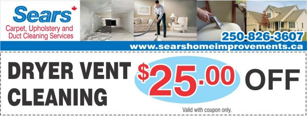 sears furnace cleaning coupons