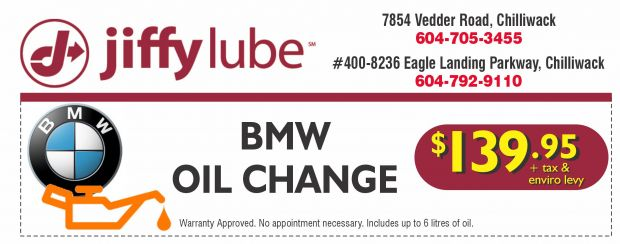 picture regarding Bmw Coupons Printable identify BMW Oil Difference $119.00 at Jiffy Lube - Automobile Restore Discount coupons