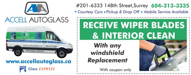 windshield replacement at accell auto glass auto repair coupons surrey bc. Black Bedroom Furniture Sets. Home Design Ideas