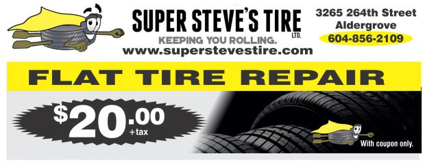 If your tire is flat, a proper tire repair can help you avoid purchasing a new tire before your old one has reached the end of its useful life. And if it's leaking air slowly, a proper repair will help it maintain its air pressure, so you can avoid an unexpected flat before it happens.