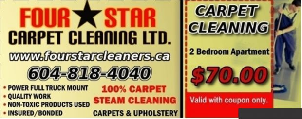 Carpet Cleaning 7000 At Four Star Ltd