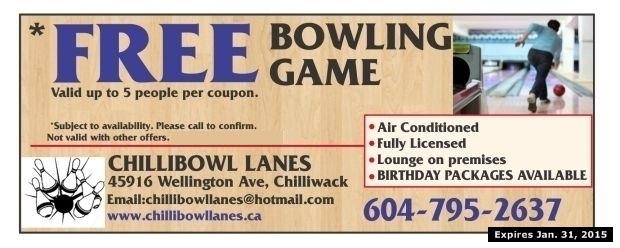 Fun bowl coupons