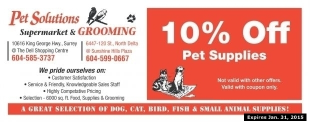 Pet solutions coupon code
