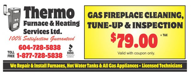 Only 69 00 Tax At Thermo Furnace Amp Heating Services Ltd