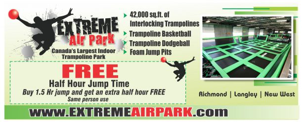 picture regarding Jump Street Printable Coupons identify Absolutely free 50 % Hour Bounce Season at Extraordinary Air Park - Enjoyable